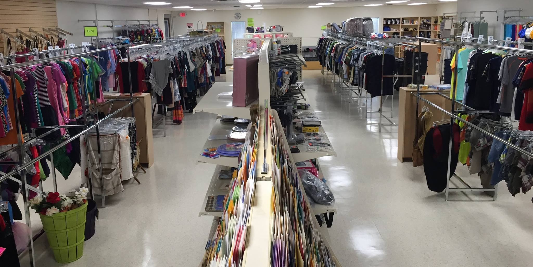 b1c50208 Open to the public 6 days per week. The Thrift Store is for shoppers  looking for great buys at low prices.
